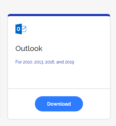 Download Virtru for Outlook