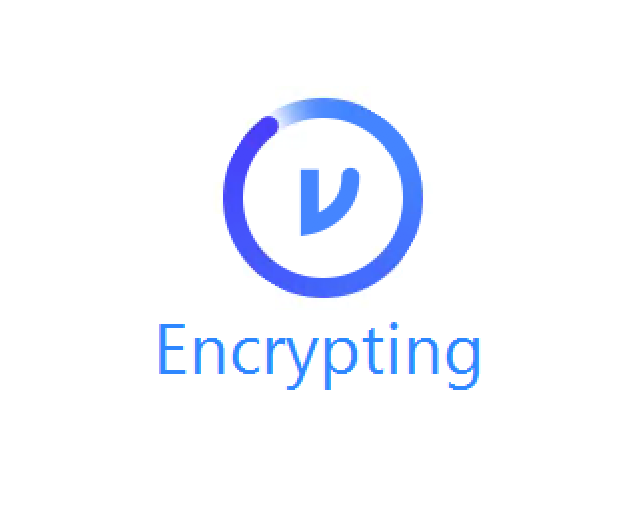 Encryption animation